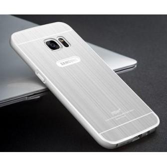 Металлический бампер с акриловой вставкой для Samsung G930F Galaxy S7 / S7 Edge