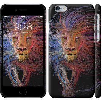 Чехол Абстрактный лев 2 3365c-45