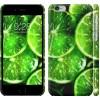 Чехол Зелёные дольки лимона 852c-45