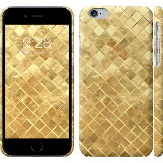Чехол Текстура цвета золото 2538c-45