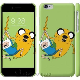 Чехол Adventure time. Finn and Jake 2450c-45