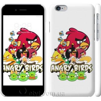 Чехол Angry birds 537c-45