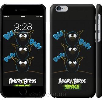 Чехол Angry birds. Space 3 539c-45