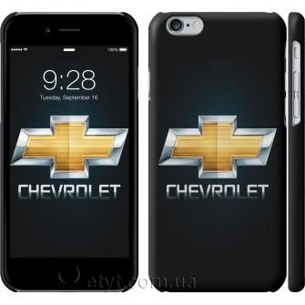 Чехол Chevrolet. Logo 3154c-45