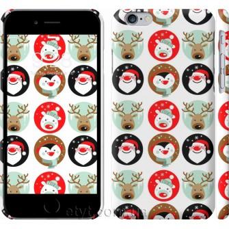 Чехол Christmas 2 3849m-45