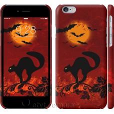 Чехол Чёрная кошка под луной 1190c-45