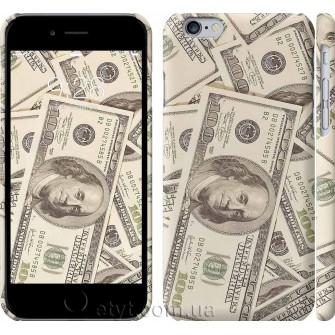 Чехол Доллары 3016c-45