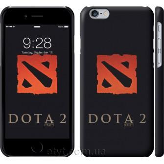 Чехол Dota 2. Logo 628c-45