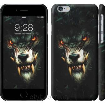 Чехол Дьявольский волк 833c-45