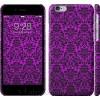 Чехол Фиолетовый узор барокко 1615c-45