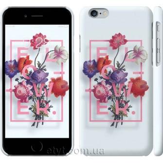 Чехол Floral Typography 1 2099c-45