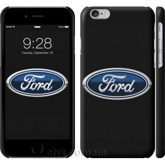 Чехол Ford. Logo 3 3112c-45