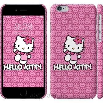 Чехол Hello kitty. Pink 680c-45