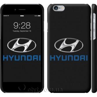 Чехол Hyundai. Logo 2 3157c-45