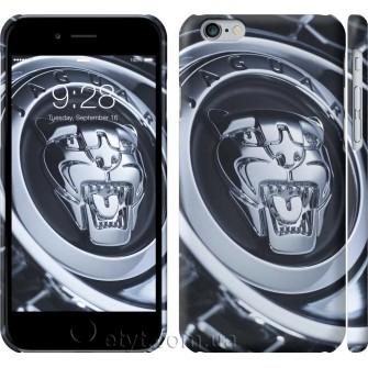 Чехол Jaguar. Logo 3163c-45