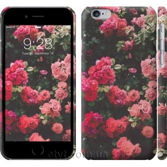 Чехол Куст с розами 2729c-45