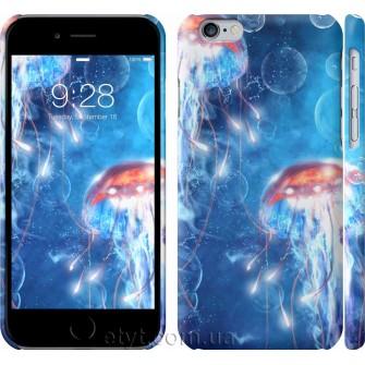 Чехол Медузы и пузыри 146c-45