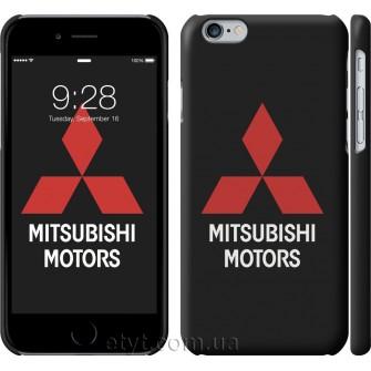 Чехол Mitsubishi. Logo 3125c-45