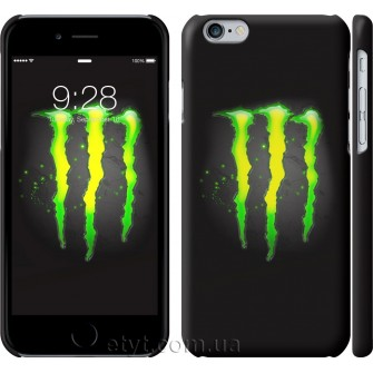 Чехол Monster energy 821c-45