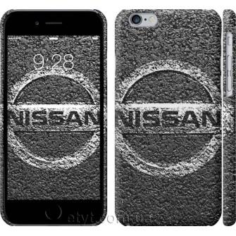 Чехол Nissan. Logo 2 3130c-45