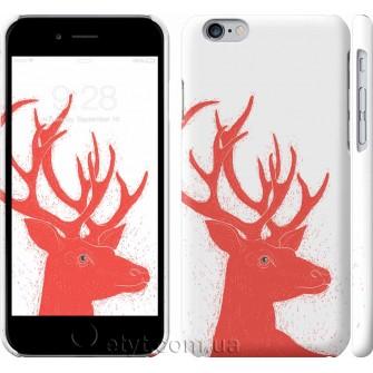Чехол Oh My Deer. Олень 2527c-45