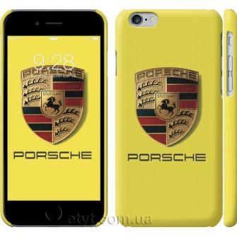 Чехол Porsche. Logo 2 3136c-45