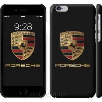 Чехол Porsche. Logo 3 3137c-45