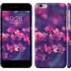 Чехол Пурпурные цветы 2719c-45