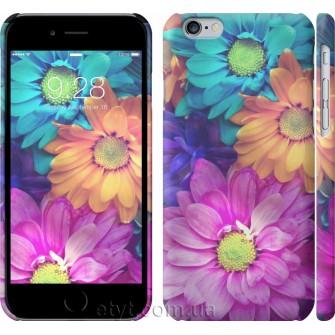 Чехол Разноцветные цветы 1 2271c-45