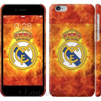 Чехол Реал Мадрид 4 342c-45