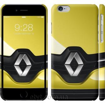 Чехол Renault. Logo 3169c-45