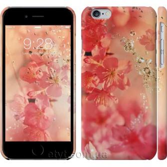 Чехол Розовые цветы 2461c-45