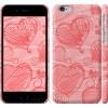 Чехол Розовые сердечки 731c-45