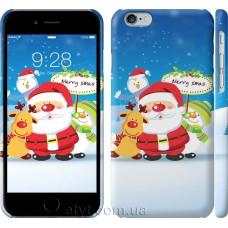 Чехол Счастливого Рождества. Дед Мороз и компания 212c-45