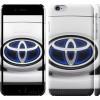 Чехол Toyota. Logo 3 3140c-45