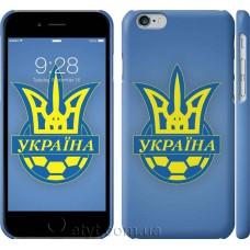 Чехол Украинский футбол 308c-45
