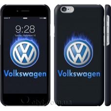 Чехол Volkswagen. Fire logo 3141c-45