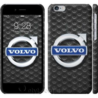 Чехол Volvo. Logo 2 3176c-45
