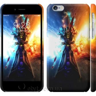 Чехол World of Warcraft. Две стихии 638c-45