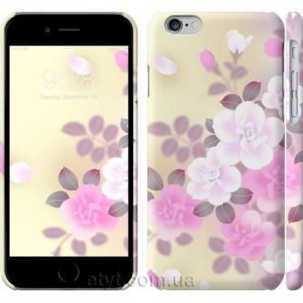Чехол Японские цветы 2240c-45