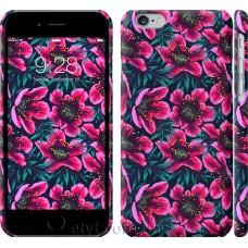 Чехол Яркие цветы 3102c-45