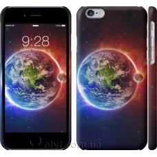 Чехол Земля и Луна 168c-45