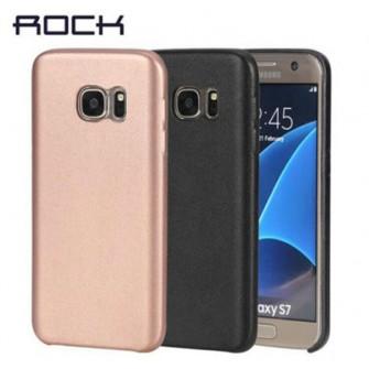 Кожаная чехол накладка для Samsung G930F Galaxy S7