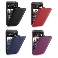 Кожаный чехол (флип) для HTC New One 2 M8 TETDED