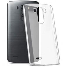 Ультратонкий прозрачный чехол для LG G3 Stylus / D724 / D855 / D856 Dual G3