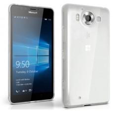 Ультратонкий прозрачный чехол для Microsoft Lumia 430 / 532 / 535 / 640XL / 950