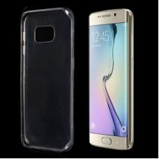 Ультратонкий прозрачный чехол для Samsung S5 / S6 Edge / S7 Edge / S4 / S3