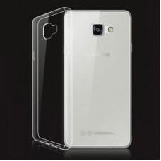 Ультратонкий прозрачный чехол для Samsung A3 / A5 / A7 / Star Advance / Core Prime