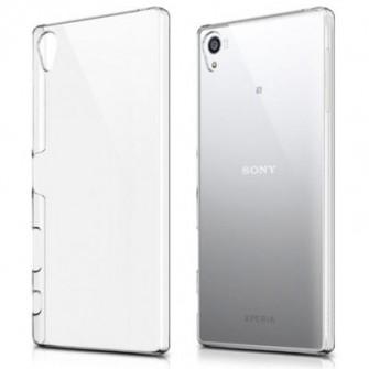 Ультратонкий прозрачный чехол для Sony Xperia C4 / M4 Aqua / Z3+ / Z5